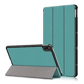 Bao Da Nắp Gập Từ Tính Thông Minh Cho Samsung Tab S7 Plus 12.4 Inch T970 T975