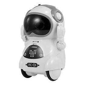 Robot Đồ Chơi Bỏ Túi Tương Tác Giọng Nói 939A
