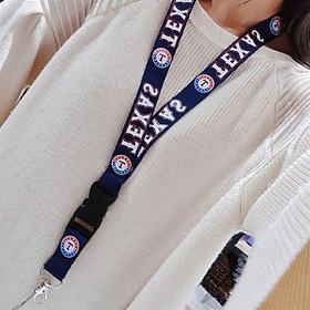 Texas Keychain - Dây đeo điện thoại móc chìa khóa