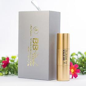 Kem Nền Dạng Thỏi BB Stick Tone 22 Trắng Hồng SPF43/PA+++ Chính Hãng Mini Garden