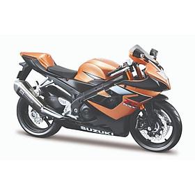 Đồ chơi mô hình MAISTO Mô hình mô tô 1:12 dòng Suzuki GSX-R1000 05218/MT31101