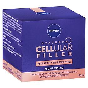 Nivea Cellular Filler Elasticity Night Cream 50ml