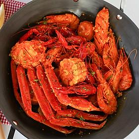 Lobster Bay - Voucher 1 phần COMBO CUA TUYẾT
