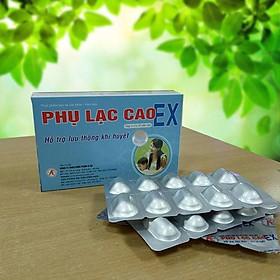 Thực phẩm bảo vệ sức khỏe Phụ Lạc Cao EX