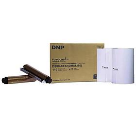 Giấy in ảnh DNP DS80 A4 20x30 (Hàng chính hãng)