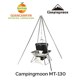 Chạc treo nồi dã ngoại Campingmoon MT-130 (chạc 4 chân)
