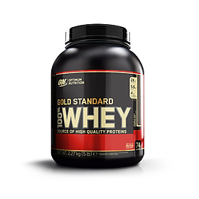Thực Phẩm Bổ Sung Optimum Nutrition Gold Standard 100% Whey 5lb (2.27kg)