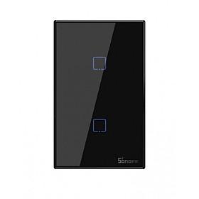 Công tắc cảm ứng Sonoff T3US 2 Kênh Điều khiển từ xa qua WiFi
