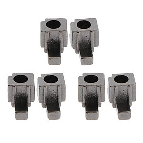 6 Pieces L&R Connect Controller Lock Buckles For  Switch NS Joy Con