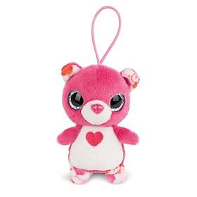 Móc Khóa Thú Bông 9cm Nici Doos Gấu Valentine 42770
