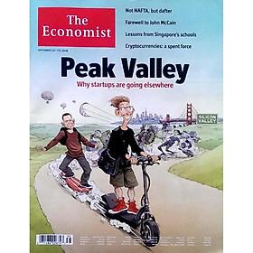 [Download sách] The Economist: Peak Valley - 35