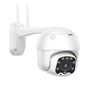 Camera wifi PTZ Zoom P6 2.0 Mpx Full HD, xoay 360 độ, có đèn hồng ngoại xem đêm, đàm thoại 2 chiều, hỗ trợ thẻ nhớ lên  đến 128G, cảnh báo chống trộm- Hàng nhập khẩu