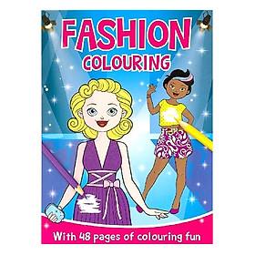 Sách tô màu Fashion Colouring