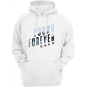 Áo Hoodie BTS Young Forever