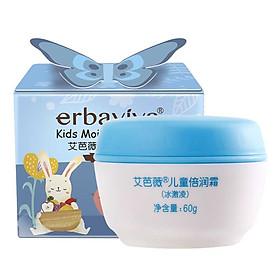 Hình đại diện sản phẩm Kem Dưỡng Ẩm Cho Em Bé Erbaviva Ai Bawei