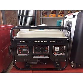 Máy phát điện chạy xăng Tomikma 6500 công suất 4kw, giật nổ