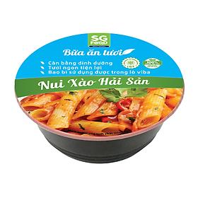 [Chỉ Giao HCM] - Nui Xào Hải Sản SG Food Tô 250g