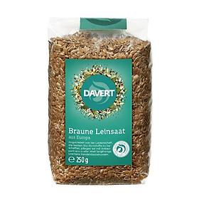 Hạt lanh nâu hữu cơ - Davert