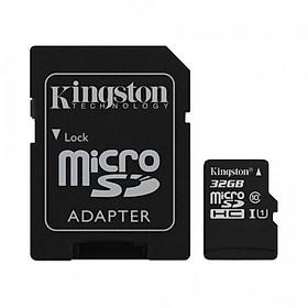 Thẻ nhớ Kingston SDCS 32GB - Hàng Chính Hãng