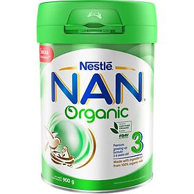 Sữa Bột Nestle NAN Organic 3 900g