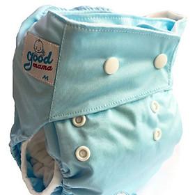 Bỉm vải siêu chống tràn goodmama ban đêm cho bé 10-17kg