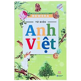 Sách: Từ Điển Anh Việt - Học tiếng anh,ngoại ngữ ( kèm minh họa hình ảnh )