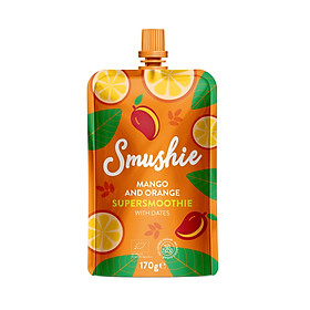 Nước sinh tố trái cây SMUSHIE 170g - 100% hữu cơ