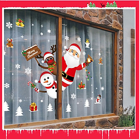 Decal trang trí giáng sinh -SK9241 decalforchristmas