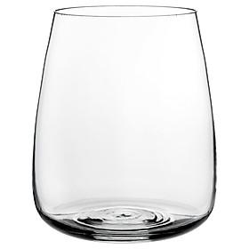 IKEA BERÄKNA Bình thủy tinh trong suốt 18 cm Vase clear glass 18 cm