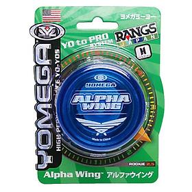 Đồ Chơi YoYo Alphawing Yomega Rangs Japan 4936560120277 (Giao màu ngẫu nhiên)