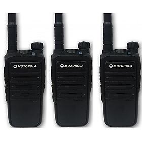 Bộ 3 Bộ đàm Motorola M8 - Hàng chính hãng