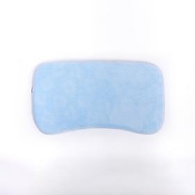 Gối cao su non cho bé yêu. Gối chống bẹp đầu, méo đầu cho em bé và trẻ sơ sinh - Hàng chính hãng Mehome Hàn Quốc