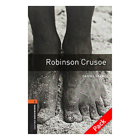 Oxford Bookworms Library (3 Ed.) 2: Robinson Crusoe Audio CD Pack