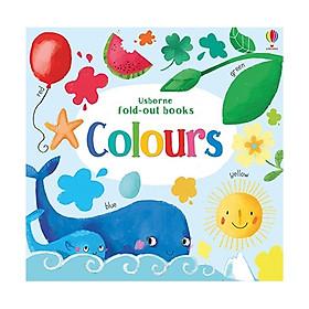 Fold-Out Books Colours