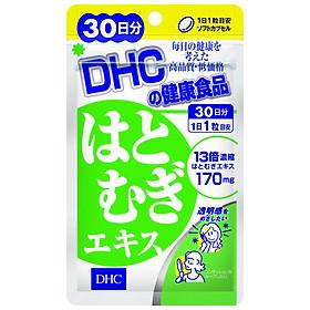Thực phẩm bảo vệ sức khỏe Viên uống Trắng da DHC Nhật Bản Adlay Extract