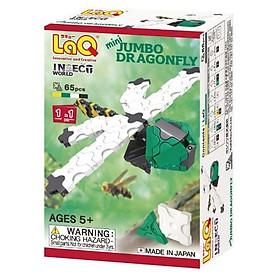 Đồ Chơi Đố Trí LaQ Insect World Mini Jumbo Dragonfly