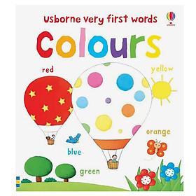 Sách tiếng Anh - Usborne Colours