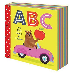 Super Chunky - ABC - My First Book Of Letters