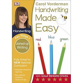 DK Carol Vorderman Handwriting Made Easy Key Stage 1