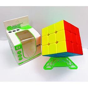 Rubik 3x3 kèm chân đế cao cấp