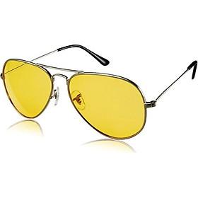 Mắt Kính �ể �êm Night View Glasses (Màu Vàng)