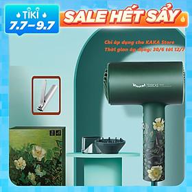 Máy sấy tóc ion âm Xiaomi Soocas H5, máy sấy tóc chuyên nghiệp 1800W, máy sấy tóc nguyên bản hợp kim nhôm mạnh mẽ