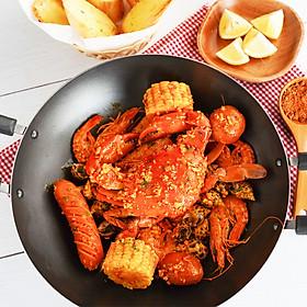 Lobster Bay - Voucher 1 phần COMBO CUA CÀ MAU