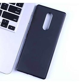 Ốp Lưng Dẻo Siêu Mỏng Đen Cho Sony Xperia 1