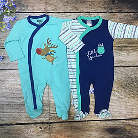 Quần áo thu đông cho bé sơ sinh 2 chiếc