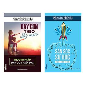 Combo Phương Pháp Dạy Con Hiện Đại - Bộ Sách Cha Mẹ Khéo - Con Thành Công (Tặng kèm Kho Audio Books)