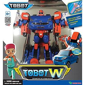 Đồ  Chơi Lắp Ráp Young Toys - Tobot W