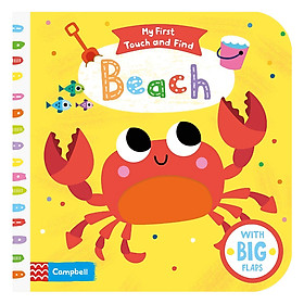 Beach - My First Touch and Find