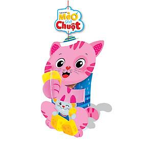 Lồng Đèn Cổ Tích Kibu Design - Sự Tích Mèo Ghét Chuột