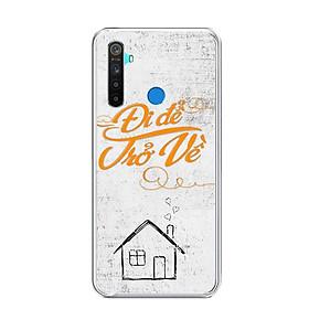 Ốp lưng điện thoại Realme 5 - Silicon dẻo - 0237 DIDETROVE - Hàng Chính Hãng